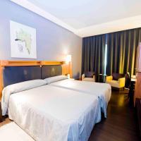 Gran Hotel Lakua, отель в городе Витория-Гастейс