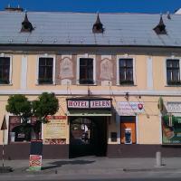 Hotel Jeleň, hotel v Pezinku