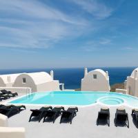 Dome Santorini Resort & Spa, hotel en Imerovigli