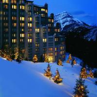 Rimrock Resort Hotel, hotel em Banff