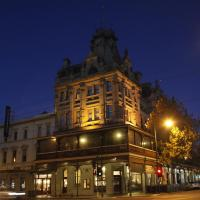 The Hotel Shamrock, hotel in Bendigo