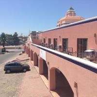 Los Jitos Hotel & Suites, hotel en San Carlos