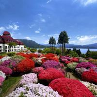 小田急山のホテル、箱根町のホテル