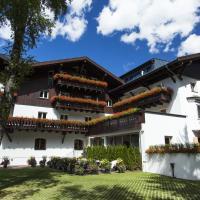 Valluga Hotel, hotel in Sankt Anton am Arlberg