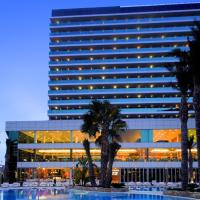 AR Diamante Beach Spa Hotel, hotel en Calpe