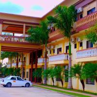 Hotel Las Hamacas, hotel in La Ceiba