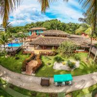 Ecoporan Hotel Charme Spa & Eventos, hotel in Itacaré