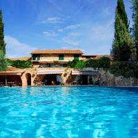 Casanova - Wellness Center La Grotta Etrusca, hotell i San Quirico d'Orcia