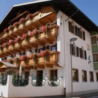 Hotel Goldene Rose, hotell i Welsberg