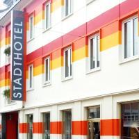 Stadthotel Gürtler, отель в городе Амштеттен