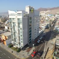 Alto del Sol Costanera Antofagasta, hotel en Antofagasta