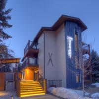 Hotel Durant, hotell i Aspen