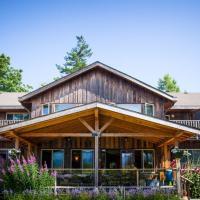 Kiwi Cove Lodge, hotel near Nanaimo Airport - YCD, Ladysmith
