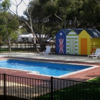 BIG4 Port Willunga Tourist Park, hotel em Aldinga