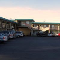Town Centre Inn, hotel em Campbell River