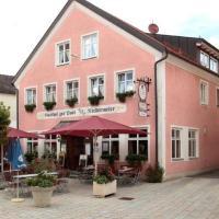 Gasthof zur Post, hotel in Dietfurt