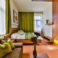 Villa Aurelie, hotel ve Velkých Losinách