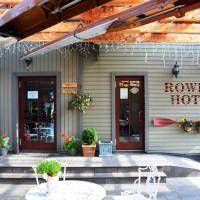 Rowing Hotel, hotel in Trakai