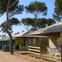 Camping Relax Sol, hotel en Torredembarra