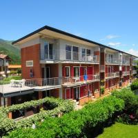 Residence Windsurf, отель в городе Домазо