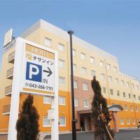Chisun Inn Chiba Hamano R16, hotel in Chiba
