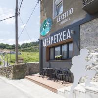 Lekeitio Aterpetxea Hostel Auto Check-in, hotel en Lekeitio
