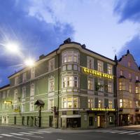 Hotel Goldene Krone Innsbruck, hotell i Innsbruck