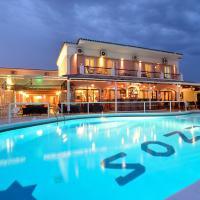 Maltezos Hotel, отель в городе Гувья