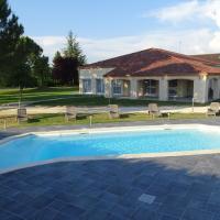 Maison d'hôtes Villa Soleil, hotel near Bergerac Airport - EGC, Bergerac