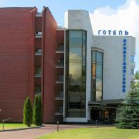 Hotel Prydesnyansky, готель у Чернігові