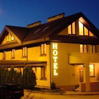 Hotel Senas Namas, viešbutis mieste Alytus