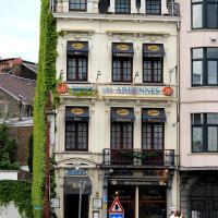 Hotel Des Ardennes, hotel in Verviers