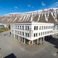 Hotel Isafjordur - Horn, hotel in Ísafjörður