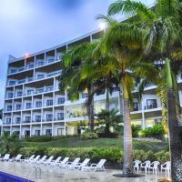 Hotel Makana Resort, hotel em Tonsupa