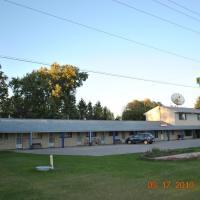 Neepawa Motel, hotel em Neepawa