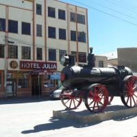 Hotel Julia, hotel en Uyuni