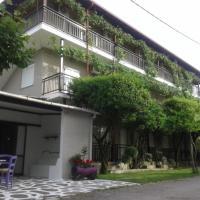Helena Apartments, hotel in Paralia Panteleimonos