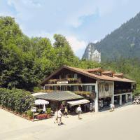 Hotel Alpenstuben, hotel v destinácii Hohenschwangau