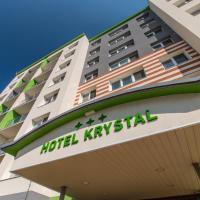 Hotel Krystal, hotel v Hodoníně