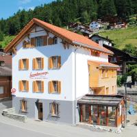 Snowfun Boardercamp Laax, hotel in Ruschein