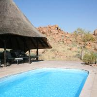 Namib Naukluft Lodge, hotel in Solitaire