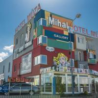 Hotel Muza: Košice, Kosice Uluslararası Havaalanı - KSC yakınında bir otel