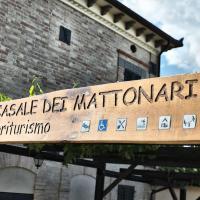 Casale Dei Mattonari, hotel a Giano dell'Umbria