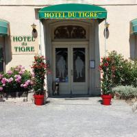Citotel Hotel du Tigre, hotel in Verdun-sur-Meuse