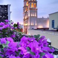 Hotel Maya Ah Kim Pech, hotel en Campeche