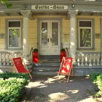 Hotel Goethe-Haus, Hotel in Bad Pyrmont