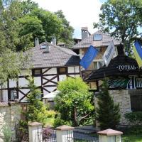 Eco Grill Hotel Restaurant AQUARIUS, hotel in Lviv