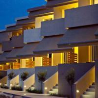 Xanthippi Hotel Aparts, ξενοδοχείο στη Σουβάλα