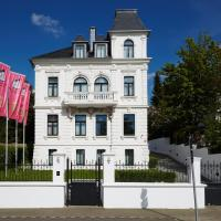 Boutique Hotel Villa am Ruhrufer Golf & Spa, hotel in Mülheim an der Ruhr