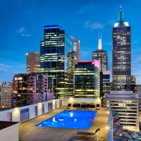 Hotel Grand Chancellor Melbourne, hotel in Melbourne